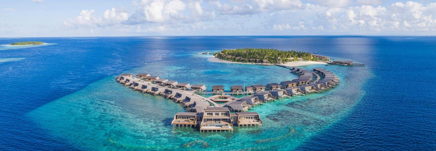 THE ST REGIS MALDIVES VOMMULI